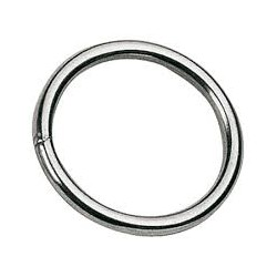 BESTDIVERS ANELLO SALDATO 50 MM INOX