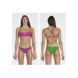 AKRON COSTUME BELLS BIKINI 4 COLOURS DONNA