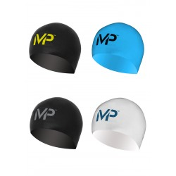 AQUASPHERE E MP CUFFIA SILICONE  RACE CAP